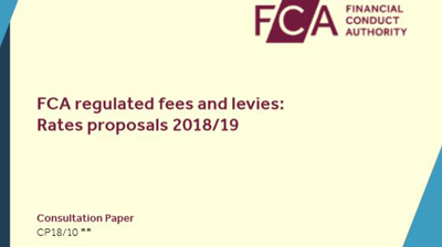 FCA regulatory fees