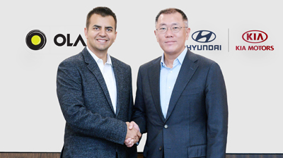 Hyundai and Ola
